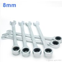 Wholesale 8mm Ratchet Combination Spanner Wrench Hand Tools Torque Wrench Set GearWrench