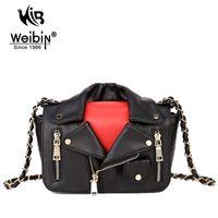 Wholesale Designer Women Messenger Bags Mini Black Jacket Bag Handbags Pink Shoulder Bag Chain Crossbody Bags Sac A Main Femme De Marque