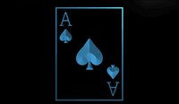 ace games - LS1685 b Ace Poker Casino Display Game Neon Light Sign jpg