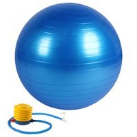 Wholesale 85cm Anti Burst and Slip Resistant Fitness Ball with Pump