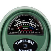 acidity soil - in PH Sunlight Hydroponics Analyzer Meters Soil Moisture Meter for Gardening Farming Acidity Moisture