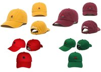 Wholesale New Fashion Snapback Caps The Hundreds Rose StrapBack Baseball Cap Hat For Men Women Hiphop Hat Peaked Cap