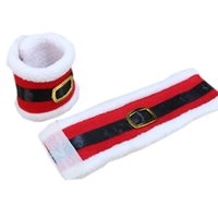 bar napkins - Christmas Decor Napkin Holders Belt Buckle Napkin Ring Hotel Bar Home Dinner Tableware Table Decoration Xmas Supplies