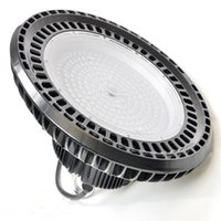 Wholesale UFO LED High Bay LM Super Bright SMD LED Light High Bay Light for Factory with Silver Body