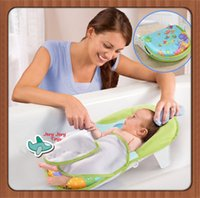 Wholesale Sozzy Baby Toys Bath Sling With Warming Wings Foldable Bath Net Bath Towels With A Bath Chair