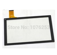 Wholesale New Touch Screen For quot inch Tablet YJ144FPC V1 Touch Panel digitizer Glass Sensor Replacement