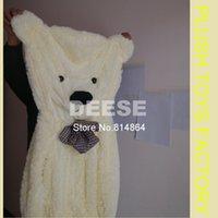 as pic bear skin coat - Plush toys cm teddy bear empty shell coat bear skins with zipper Christmas Valentine s Day birthday Gifts