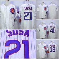 Wholesale Chicago Cubs Addison Russell Jake Arrieta Jorge Soler Mens Retro Jersey Baseball Jerseys