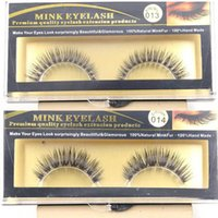 Wholesale False Eyelashes Top Quality Natural Handmade false fyelashes styles Outstanding Quality Makeup Accessories DHL