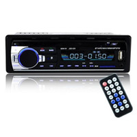 Wholesale JSD Car Bluetooth V2 Stereo Audio MP3 Player with USB SD Remote Control Radio FM radio Audio Player