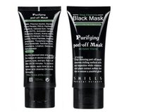 Wholesale Pore Cleaner SHILLS Deep Cleansing Black MASK ML Blackhead Facial Mask for Nose and face free DHL
