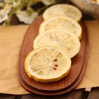 Wholesale New Lemon Slice Tea Fresh Fruit Fragrance Healthy Beauty Herbal Nutrition Scented Tea Gram Bag