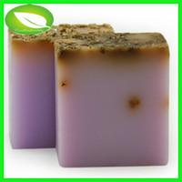 best skin spot remover - 100g Lavender plus glutathione best formula organic african black soap skin whitening dark spot remover soap