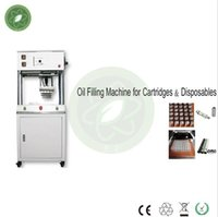 Wholesale 2017 New China original manufactuer time filling machine for thick oil empty cartridges glass cartridges and the disposable pen