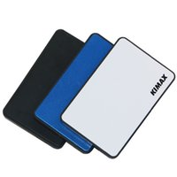 Wholesale Inch HDD Case Sata to USB Hard Drive Disk External Storage Box housse disque dur externe HDD Enclosure