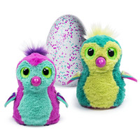 Wholesale Hatchimals PENGUALA Pink Teal Pink Ye llow Hatchimal Egg Sold Out New Christmas Gifts For Kids