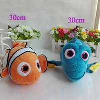 bandai japan toys - Japan Bandai new Pixar Movie Finding Dory Plush Toy Stuffed Animal Fish For Kids Gift