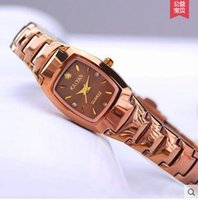 aa watch batteries - AA South Korea watch female students rose gold Korean version of the trend of retro simple female form quartz watch waterproof