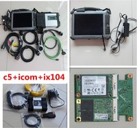 abc bmw - 2017 New Diagnostic Tool in1 for bmw icom next abc with mb star c5 sd connect with latest software installed in ix104 c5 tablet