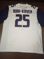 Wholesale Youth Washington Huskies Ben Burr Kirven Replica Jersey