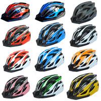 Wholesale New Bicycle Helmet Safety Cycling Helmet Bike Head Protect custom bicycle helmets H002