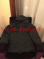 Wholesale canada new fashion Men Winter warm coat Goose down jacket Men s Down jacket MANITOBA JACKET