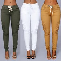 Wholesale Elastic Sexy Skinny Pencil Jeans For Women Leggings Jeans Woman High Waist Jeans Women s Thin Section Denim Pants