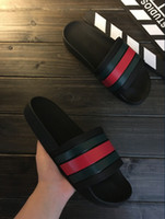 Wholesale 2017 mens fashion slide sandals summer outdoor beach slippers