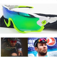 bicycle girl - Brand JBR Pair Lens Polarized Full revo Cycling Sunglasses Eyewear Running Sport Bicycle Glasses sunglasses