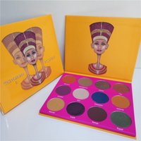 Wholesale Brand New Sold Out The Nubian nd Edition Palette Eyeshadow palette by JUVIA S PLACE Makeup Palette