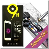 Wholesale For Iphone Tempered Glass Screen Protectors For Iphone Plus Iphone D Explosion Shatter Screen Protector LG K7 Film