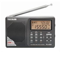 Wholesale Hot TECSUN PL quot LCD Full Band FM MW SW LW Stereo DSP Radio Receiver to US