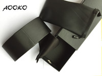 Wholesale AOOKO sunglasses glasses eyeglasses case brand glasses box include bags cloth and fold glasses case
