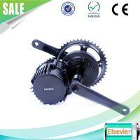Wholesale Bafang BBS01 V W Ebike Motor with LCD FUN mid drive Electric Bike conversion kits