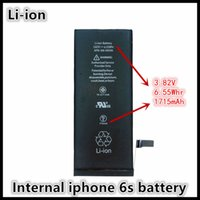 Wholesale 100pcs iphone battery for Canada friends