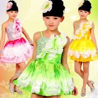 Noël vente en gros des enfants de vente à chaud sling princesse vêtements belle fête robe de princesse robe de performance des vêtements shopping gratuit