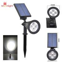 best solar landscape lights - BEST LED Solar Lawn Lamp Outdoor Landscape Lighting LED Solar Garden Lawn Lamp Spot Light Outdoor Solar Lawn Lights
