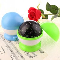 Wholesale New Rotating Sky Cosmos Star Night Romantic Projector Luminous Light Lamp Child Gift