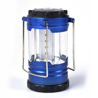 Wholesale Portable Camping Tent Lamp Emergency Light Outdoor Compass Lanterns Lighting