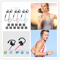 Wholesale 1x Bluetooth Headphones for Android iOS Headset Earbuds Sport Exercise Smartphone Multiple Colors Lightweight Quality Multiple Colors