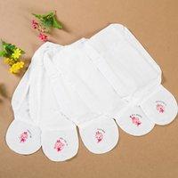 baby sweatbands - Sweatbands cotton gauze children cartoon four layer isolation cloth baby back towel sweatbands