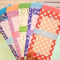Wholesale mm New Vintage Beautiful Foral series Envelope gift envelope office school supplies