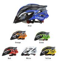 Wholesale Lixada Vents Ultralight EPS Cycling Helmet Outdoor Sports Mtb Road Mountain Bike Bicycle Helmet Adjustable Skating Helmet