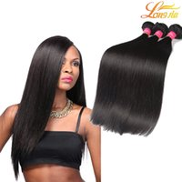 Wholesale King Peruvian Human Straight Products Unprocessed Peruvian Hair Silky Straight Bundles Deals Good Quality Hair