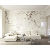 abstract print fabric - Photo Customize size Abstract the branches d murals wallpaper for living room