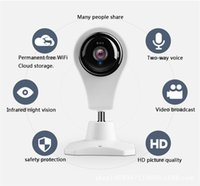 Wholesale CCTV wifi ip camera security mini wireless hidden camera dvr recorder infrared night vision baby monitors for home surveillance system