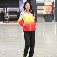 Women auto ban - lvers fitted sports suit autumn and winter new classes Ban men and women sports and leisure sweater suits