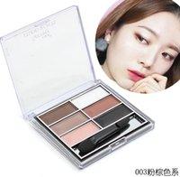 aqua shadow - Spenny eye shadow star poem Petunia silk Eyeshadow color matte makeup makeup Aqua earth