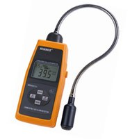 Wholesale Combustible gas detector Flammable Gas Leak Detector Digital Combustible Gas Alarm Meter