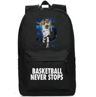 best gym backpack - Basketball backpack Stephen Curry school bag Alliance star daypack Best club player schoolbag Outdoor rucksack Sport day pack